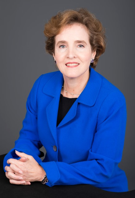CEO, Global Partnership for Education, Alice Albright.