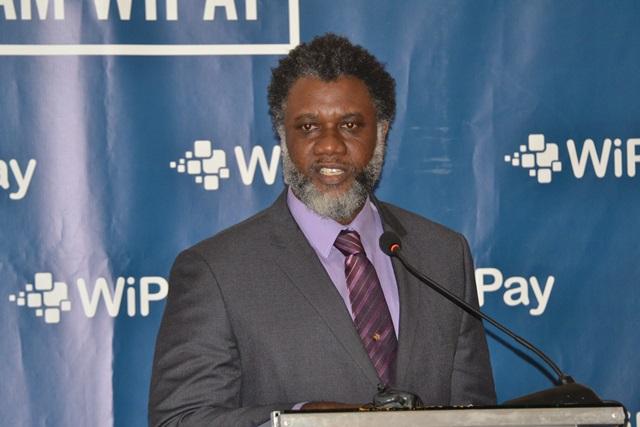 Head of WiPay (Guyana) Wystan Robsertson.