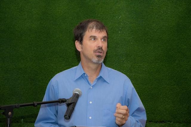Brian Mullis, Director, Guyana Tourism Authority (GTA).