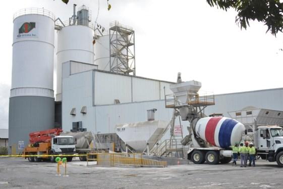 CEMEX Concrete Plant.