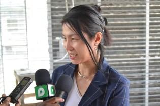 Project head, Eco Housing Inc, Chris Chin.
