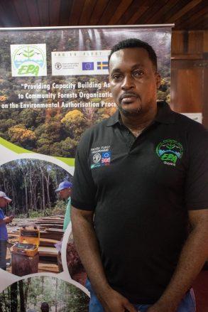 Senior Environmental Officer, Colis Primo