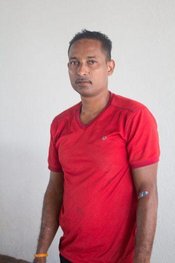 Donor, Nishal Ramkumar