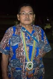 Regional Chairman Brian Allicock.