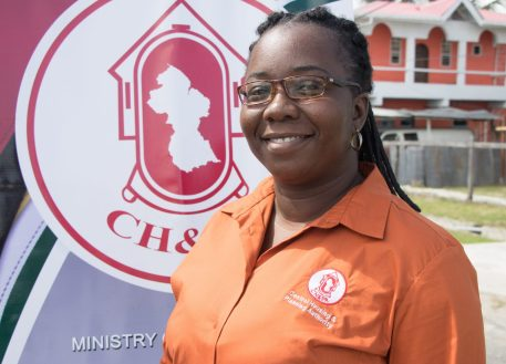 CH&PA Senior Community Development Officer, Antonette Bennett