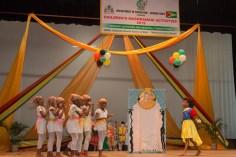 Second place, F.E Pollard Primary School, 'Trolls in El Dorado Land'.