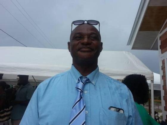 Regional Executive Officer (REO), Orrin Gordon.