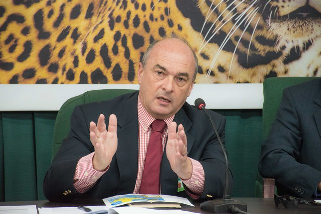 Oil and Gas Advisor to the Ministry of the Presidency, Matthew Wilks.