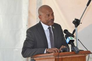 CEO of Caricom Development Fund, Mr Rodinald Soomer.