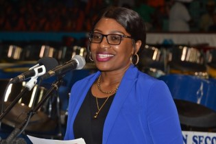 Permanent Secretary (PS), Melissa Tucker.