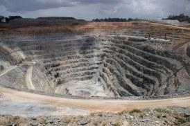 Aurora Gold Mine Mazaruni operations.