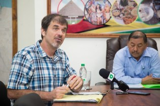 Director of the Guyana Tourism Authority (GTA), Brian Mullis.