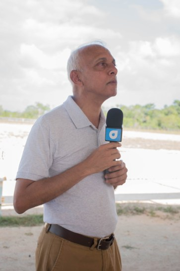Minister of Communities, Ronald Bulkan