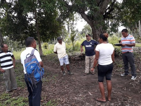 Tourism Assessment and Tour Guide Training at Moraikobai.