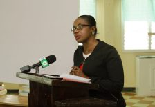 Director of Regional and Clinical Services of the Ministry of Public Health, Dr. Kay Shako