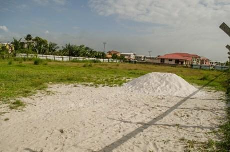 The Samatta Point Playfield.