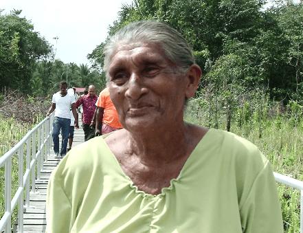 Ilene Charles, resident
