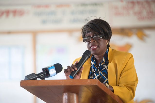 Carol Benn, Assistant Chief Education Officer (Primary), Ministry of Education