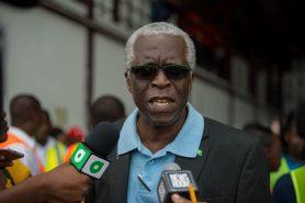 Director General of the Guyana Civil Aviation Authority, Lt. Col. (Ret'd) Egbert Field