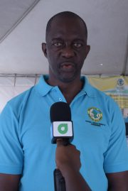 Commissioner of Guyana Lands and Surveys Commission, Trevor Benn