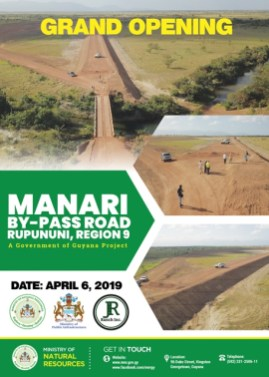 Manari By-Pass Road