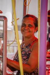Ms. Sita who specialises in Brazilian dishes.