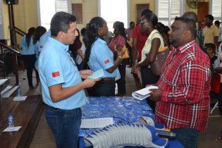 Schlumberger Guyana expanding horizons for youth