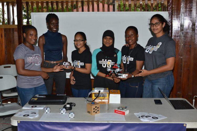 University of Guyana, Robotics Club