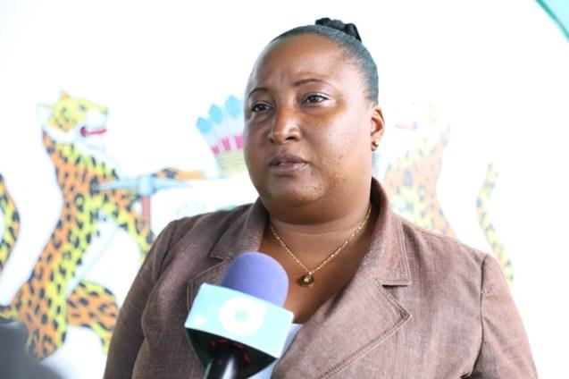 Director of Youth, Tamika Boatswain.