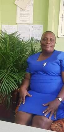 West Demerara Regional Hospital Administrator, Kathlene Armstrong.