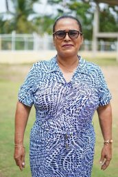 Councilor for Santa Rosa, Sharon Atkinson.