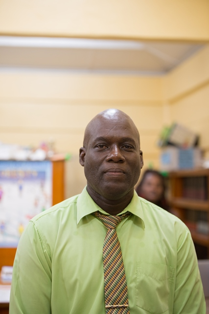 Headmaster (ag) of Tutorial High School, David Sam.