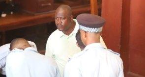 Norris Harry (Guyana Chronicle photo)