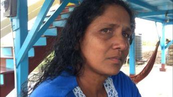 Robbery victim, Indrawattie Dhanraj.