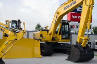 Heavy-duty machinery sold by Genequip