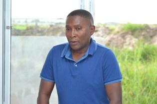 One of IDB's Executive Directors, Selwin Hart.