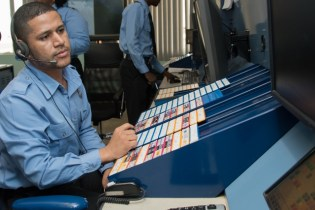 Air Traffic Controller at Cheddi Jagan International Airport (CJIA).