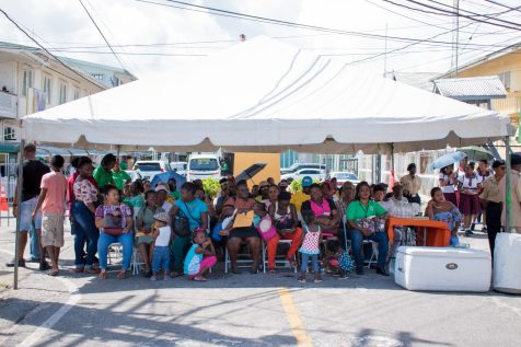 Residents of Bartica awaiting to access government services