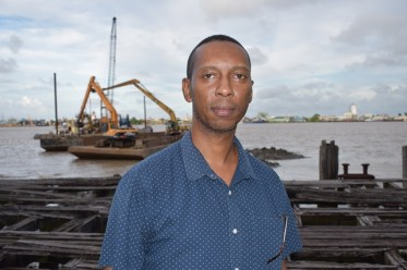 Divisional Director of Projects, GPL, Ryan Ross