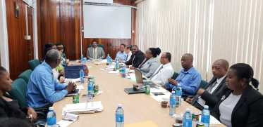 The National Coordinating Committee of the Attorney General Chambers and the Ministry of Legal Affairs held on July 19