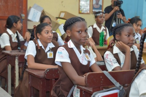 All students of Grade Six Hibiscus secured senior secondary schools in the region.