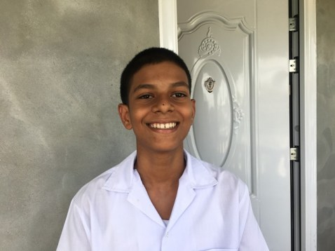 Region 6, NGSA Top Student Pawan Ketwaroo (520)
