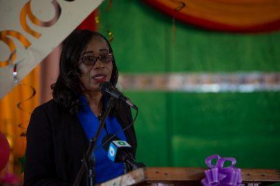 Senior Training Officer, YEST Programme, Ernestine Ramsey