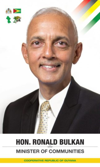Ronald Bulkan