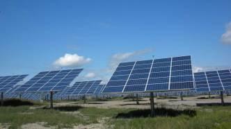 Solar Farm – The Solar Farm in Mabaruma
