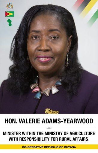 Valerie Adams-Yearwood