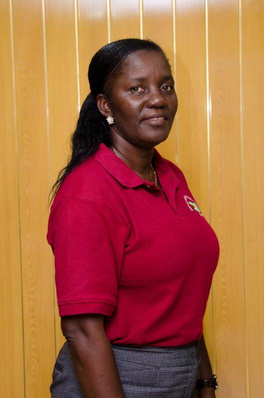 Nicola Matthews, Regional Education Officer (REdO) (ag) of Region 2.