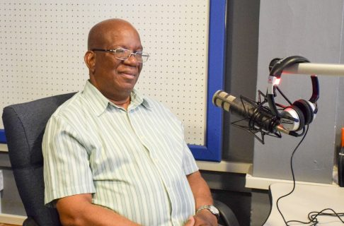 Minister of Finance, Hon. Winston Jordan on NCN's 'INSIGHT' Radio Programme on VOG