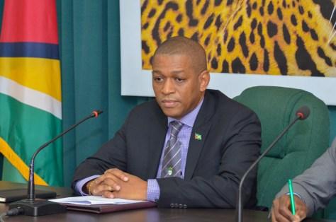 Director, Department of Energy (DE), Dr. Mark Bynoe