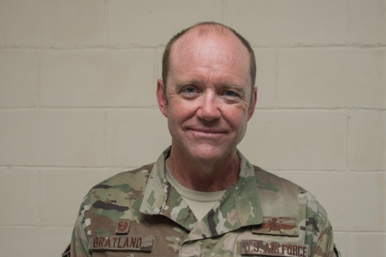 Commander of the New Horizon Guyana 2019, Colonel Ken Bratland